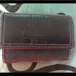 Authentic *Coach* Wallet